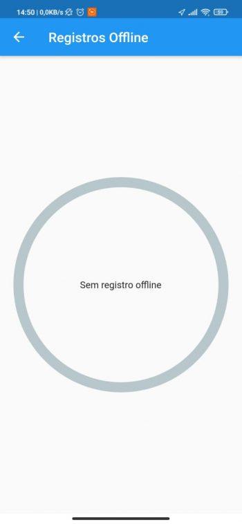 Registros Offline